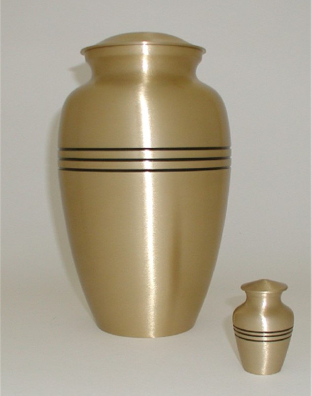 Brass Urn, Vesta Design